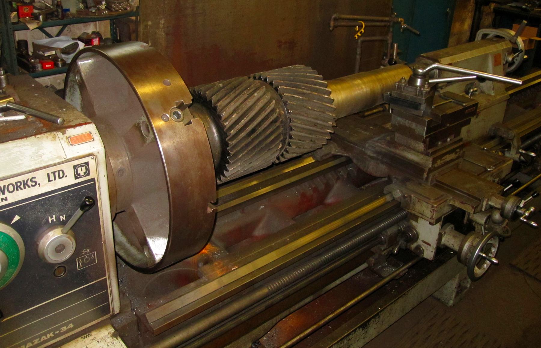 Custom Turning