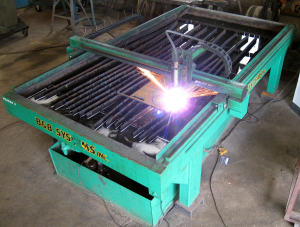 Plasma Cutting Capabilities