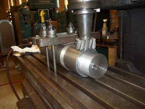 Verticle Milling Capabilities