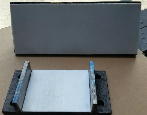 Fabricated Tee Slide Assembly PTFE